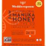 Wedderspoon Monofloral Manuka Honey On The Go
