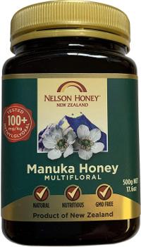 Nelson Manuka Honey MGO 100+
