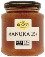 Rowse Manuka 15+ Honey