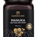 watson & son 10+ mgs manuka honey