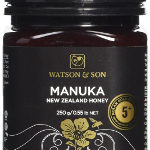 watson and son 5+ mgs manuka honey