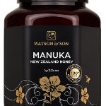 watson and son mgs 5+ manuka honey