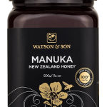 watson and son mgs5+ manuka honey