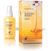 Wild Ferns Manuka Honey Toner
