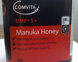 Comvita UMF 5+ Manuka Honey