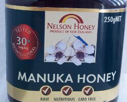 Nelson Manuka Honey 30+