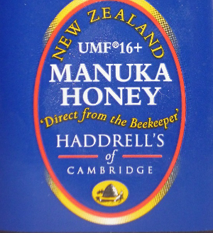 haddrells umf manuka honey