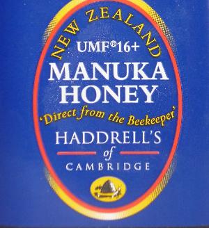 haddrells umf manuka honey