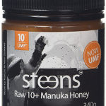 Steens UMF 10+ Raw Manuka Honey