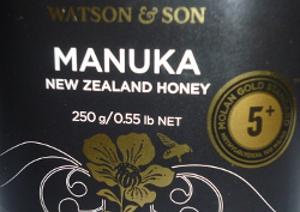 molan gold standard manuka honey 5+