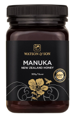 watson & son mgs 16+ manuka honey