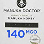 manuka doctor manuka honey mgo 140