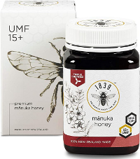 1839 Honey UMF 15+ Manuka Honey