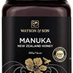 Watson & Son Manuka Honey MGO 200+
