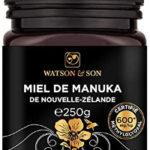 Watson & Son Manuka Honey MGO 600+