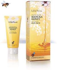 Wild Ferns Manuka Honey Rejuvenating Face Pack