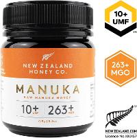 New Zealand Honey Co. Raw Manuka Honey UMF 10+