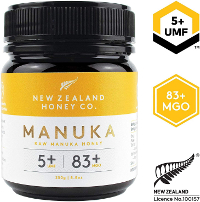 New Zealand Honey Co UMF Manuka Honey 5+