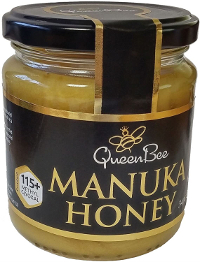 Queen Bee Manuka Honey Methylgloyxal 115+