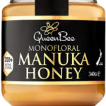 Queen Bee Monofloral Manuka Honey 200+