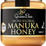 Queen Bee Monofloral Manuka Honey 200+