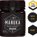 Kiva Raw Manuka Honey UMF 15+