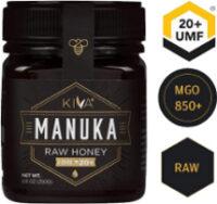 Kiva Raw Manuka Honey UMF 20+