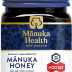Manuka Health MGO 263+ Manuka Honey (UMF 10+)